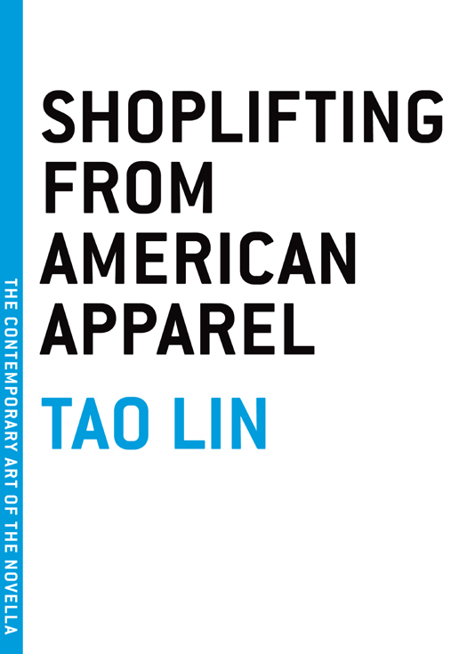 обложка книги Shoplifting From American Apparel