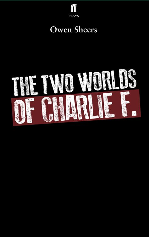 обложка книги The Two Worlds of Charlie F