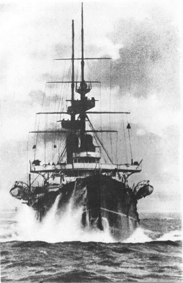 Изображение к книге Адмирал Дэвид Битти. История британского флота в конце XIX — начале XX в.в.