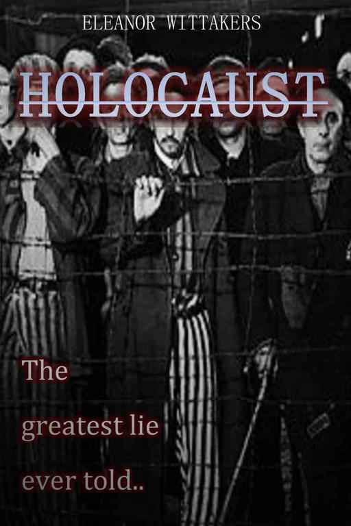 обложка книги Holocaust: The Greatest Lie Ever Told