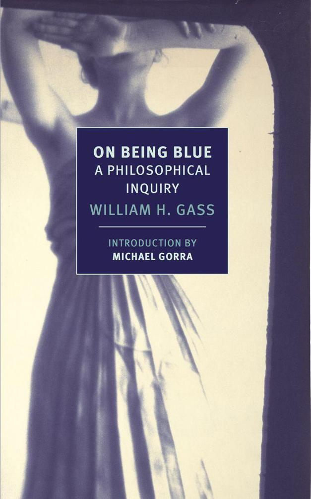 обложка книги On Being Blue: A Philosophical Inquiry