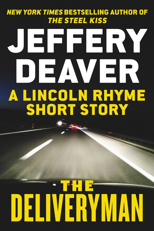 обложка книги The Deliveryman: A Lincoln Rhyme Short Story