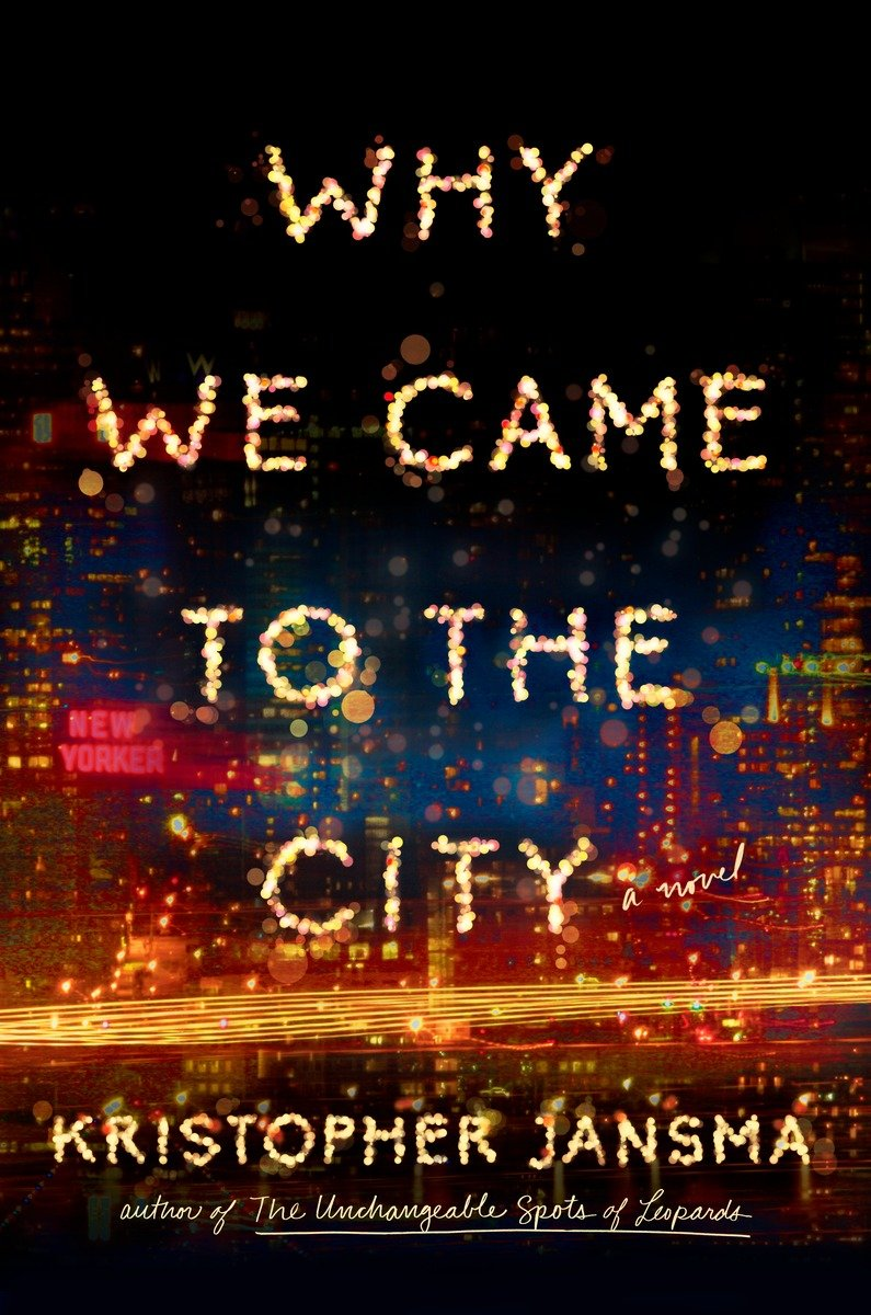 обложка книги Why We Came to the City