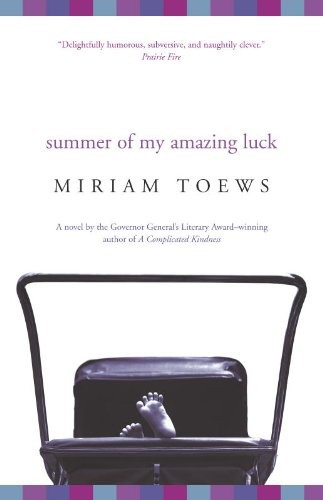 обложка книги Summer of My Amazing Luck