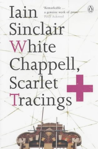 обложка книги White Chappell, Scarlet Tracings
