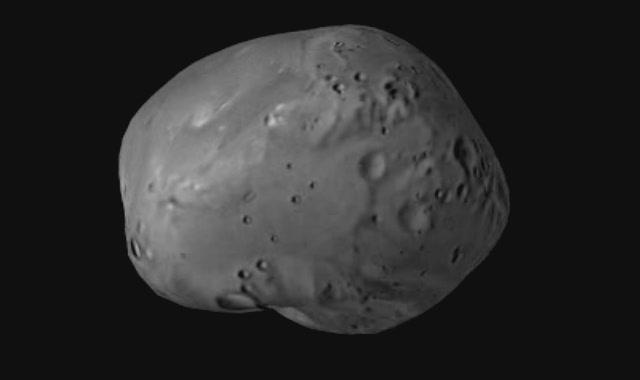phobos mars moon gif - 640×380