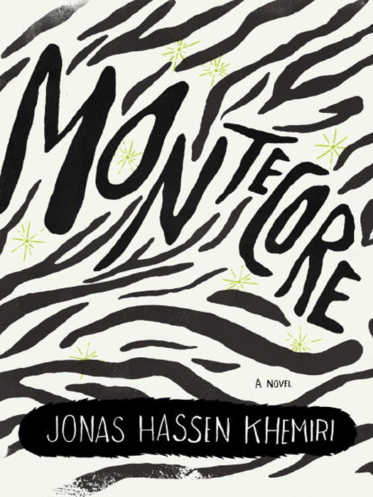 обложка книги Montecore: The Silence of the Tiger
