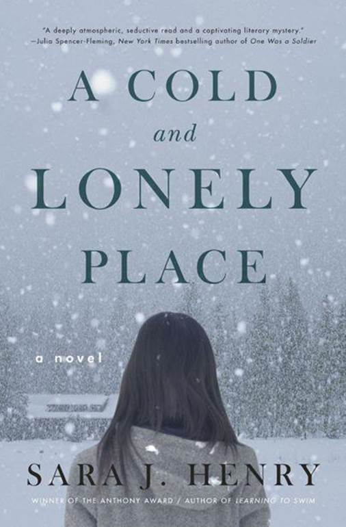 обложка книги A Cold and Lonely Place