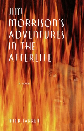 обложка книги Jim Morrison's Adventures in the Afterlife