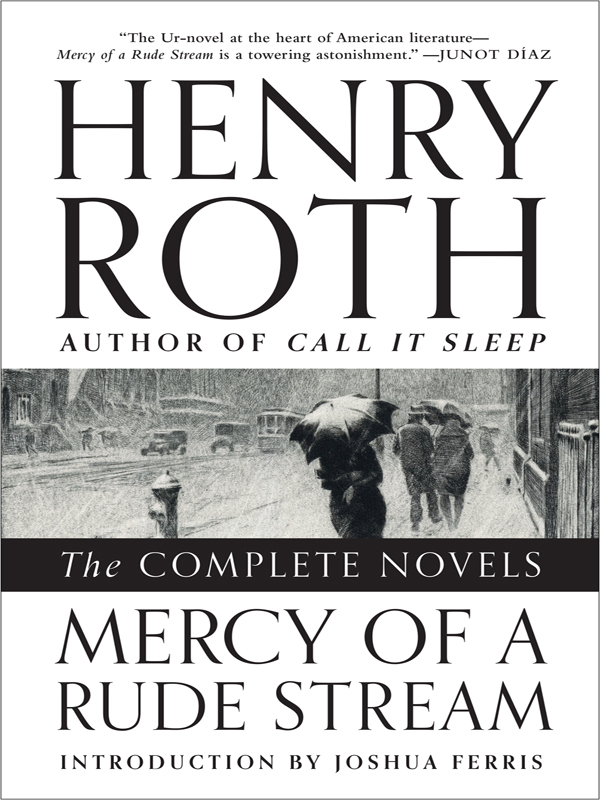обложка книги Mercy of a Rude Stream: The Complete Novels