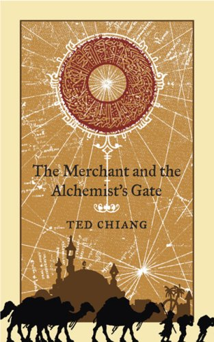 обложка книги The Merchant & the Alchemist's Gate