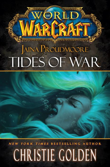 обложка книги Jaina Proudmoore: Tides of War