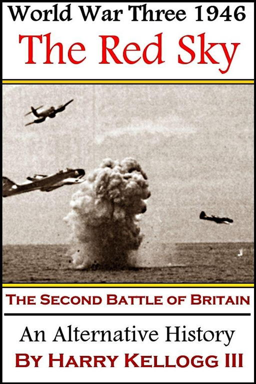 обложка книги The Red Sky: The Second Battle of Britain