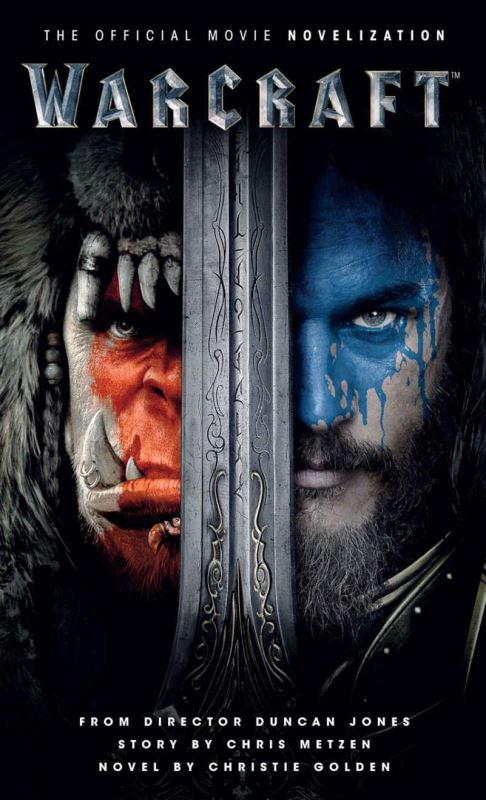 обложка книги Warcraft: Official Movie Novelization