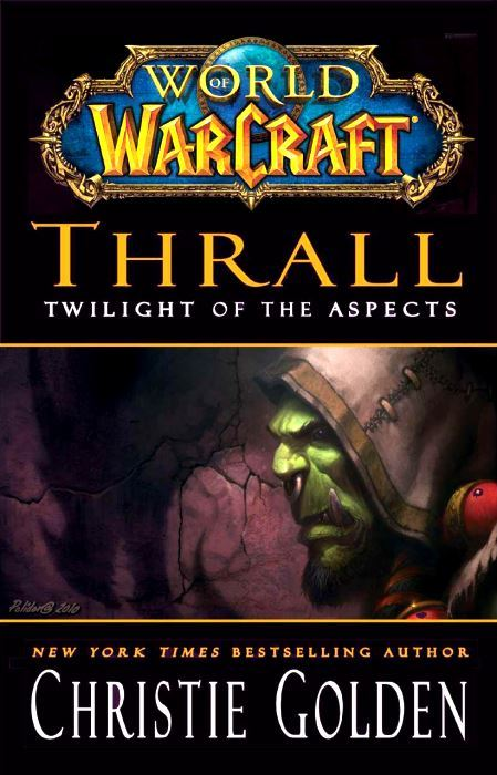 обложка книги Thrall: Twilight of the Aspects