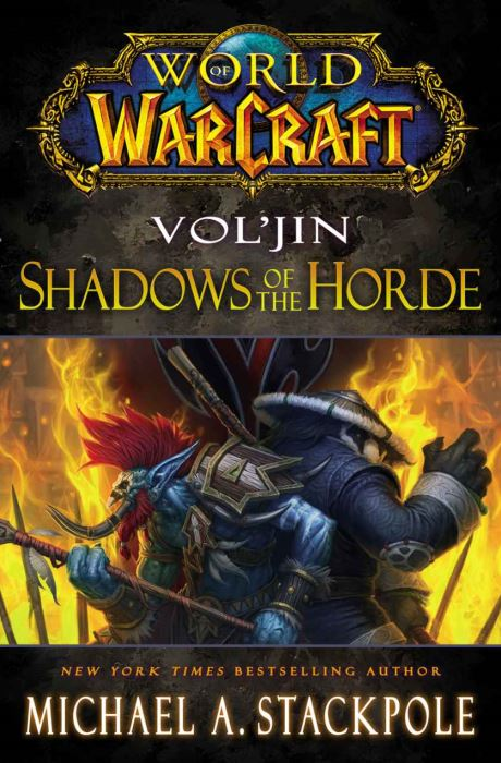 обложка книги Vol'jin: Shadows of the Horde