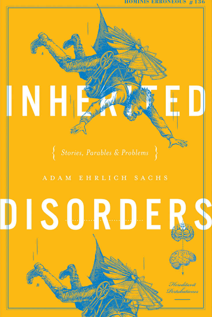 обложка книги Inherited Disorders: Stories, Parables & Problems