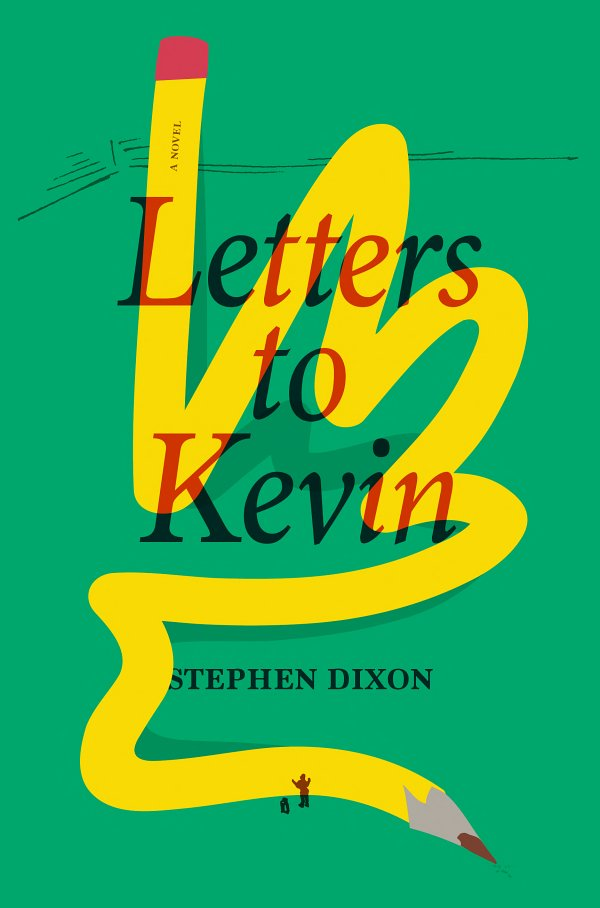 обложка книги Letters to Kevin
