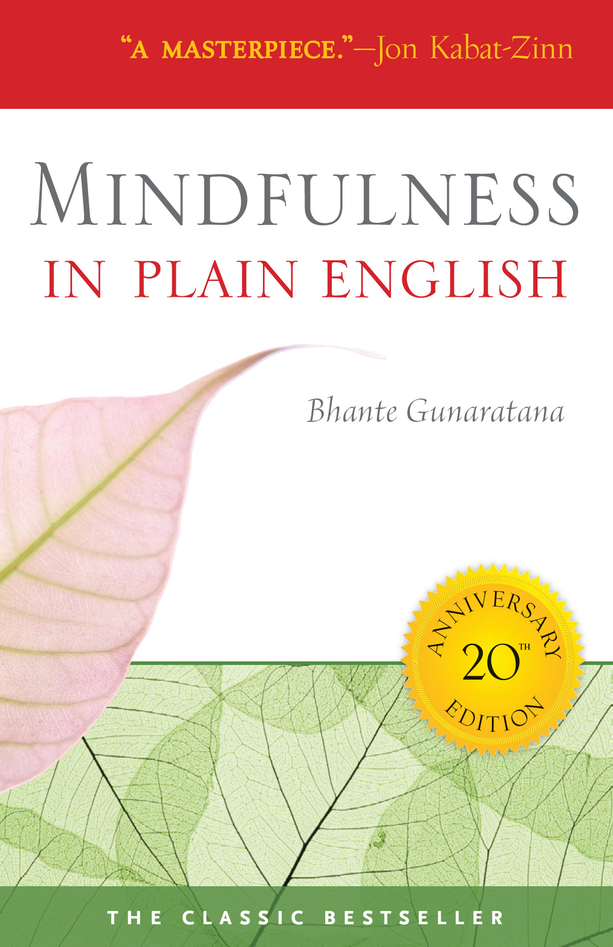 обложка книги Mindfulness in Plain English