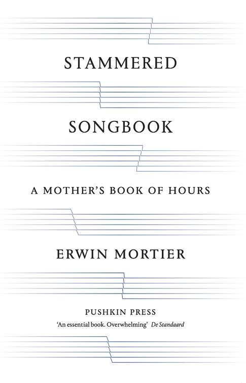 обложка книги Stammered Songbook: A Mother's Book of Hours