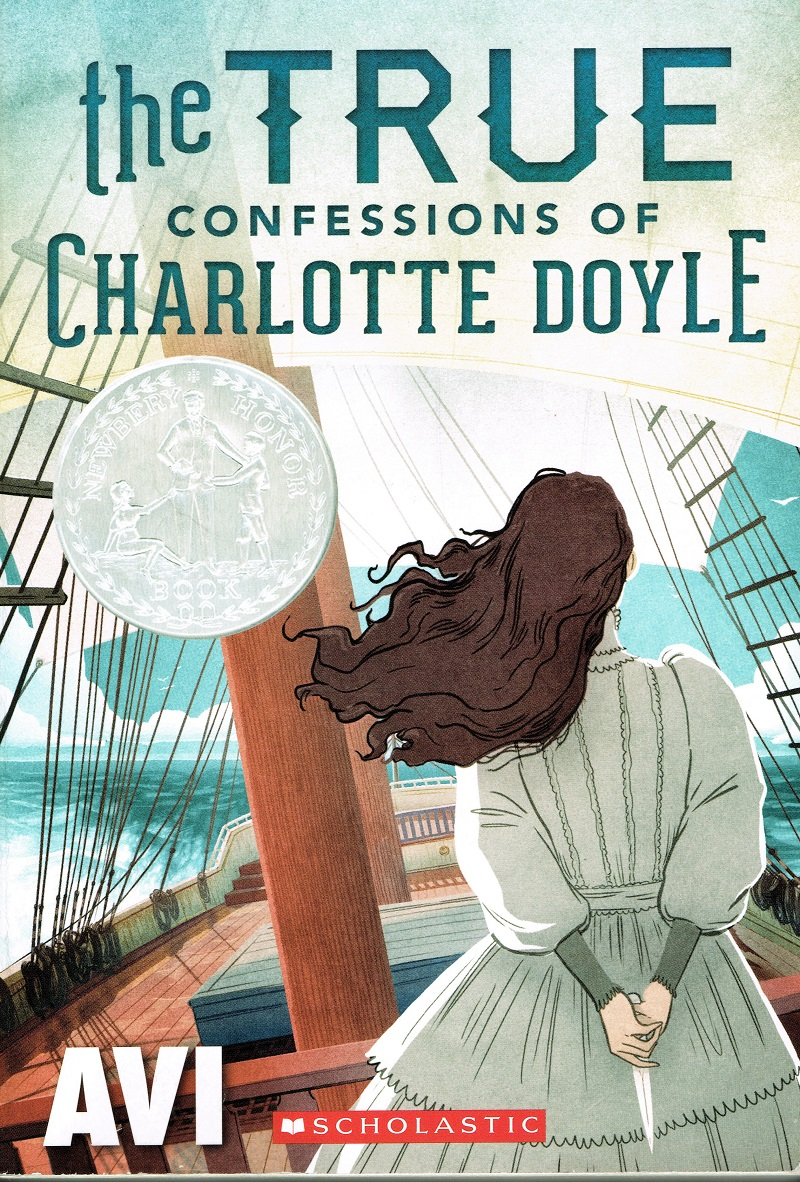 обложка книги The True Confessions Of Charlotte Doyle