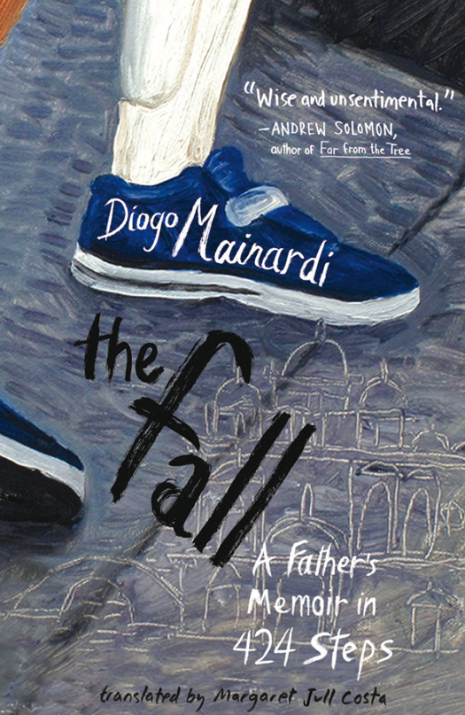 обложка книги The Fall: A Father's Memoir in 424 Steps