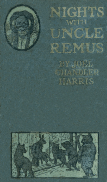 обложка книги Nights With Uncle Remus: Myths and Legends of the Old Plantation