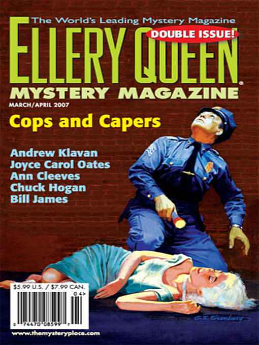 обложка книги Ellery Queen's Mystery Magazine. Vol. 129, Nos. 3 & 4. Whole Nos. 787 & 788, March/April 2007