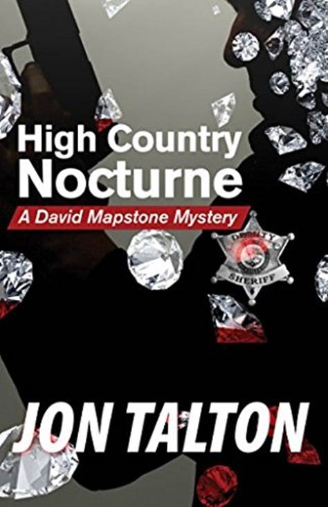 обложка книги High Country Nocturne