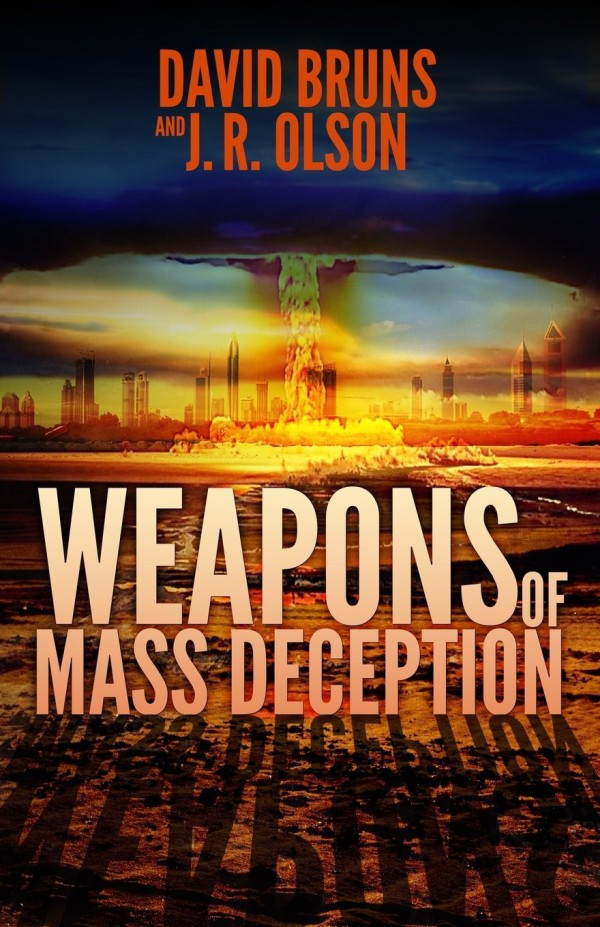 обложка книги Weapons of Mass Deception