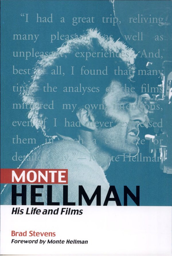 обложка книги Monte Hellman: His Life and Films