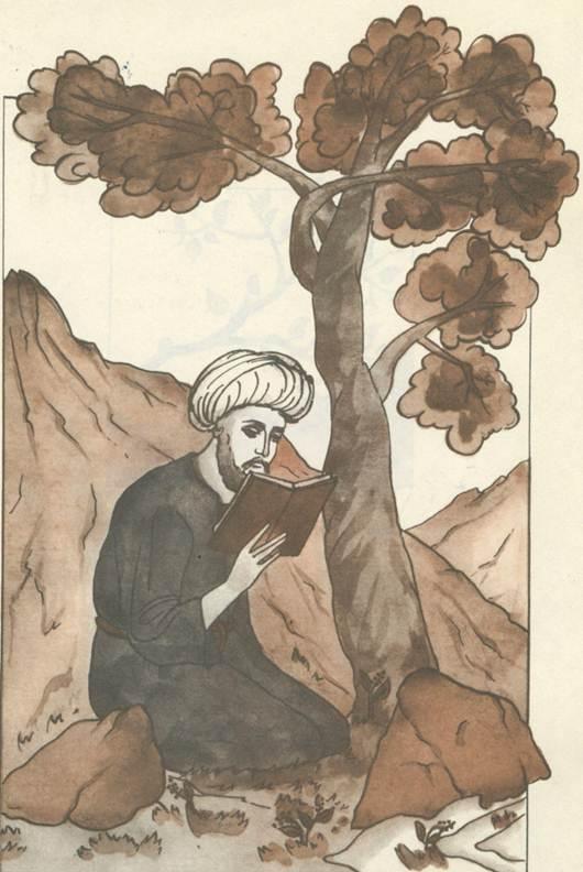 Изображение к книге Афганские сказки