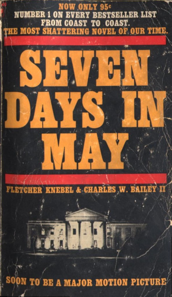обложка книги Seven Days in May