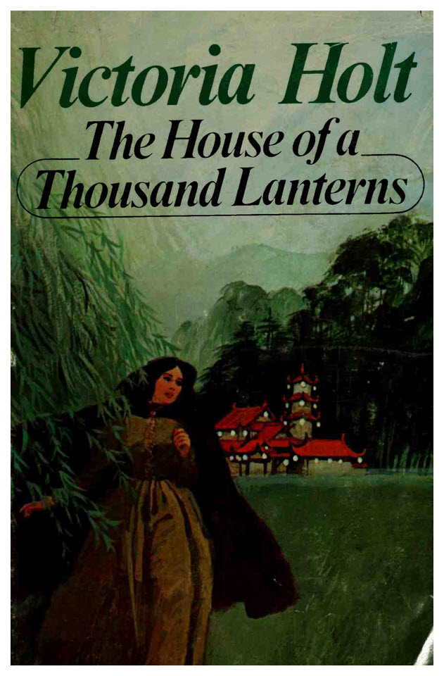 обложка книги The House of a Thousand Lanterns