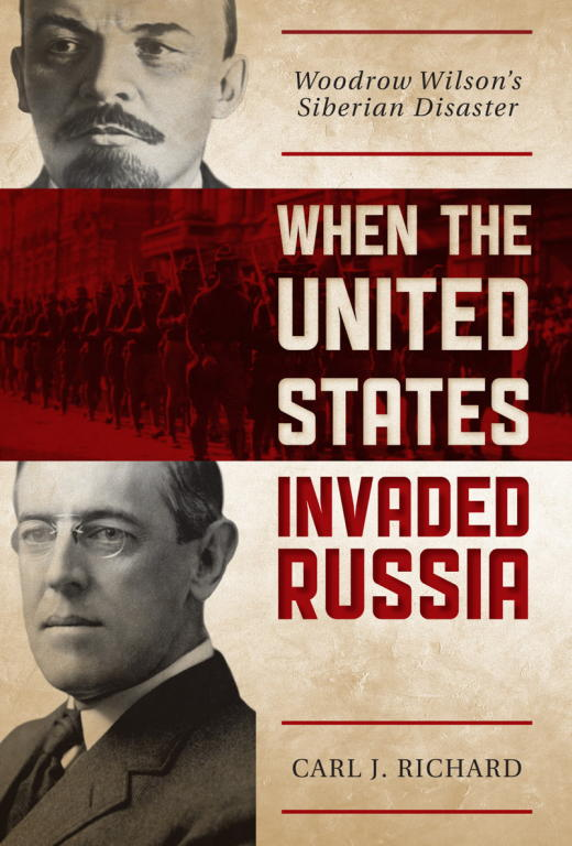 обложка книги When the United States Invaded Russia
