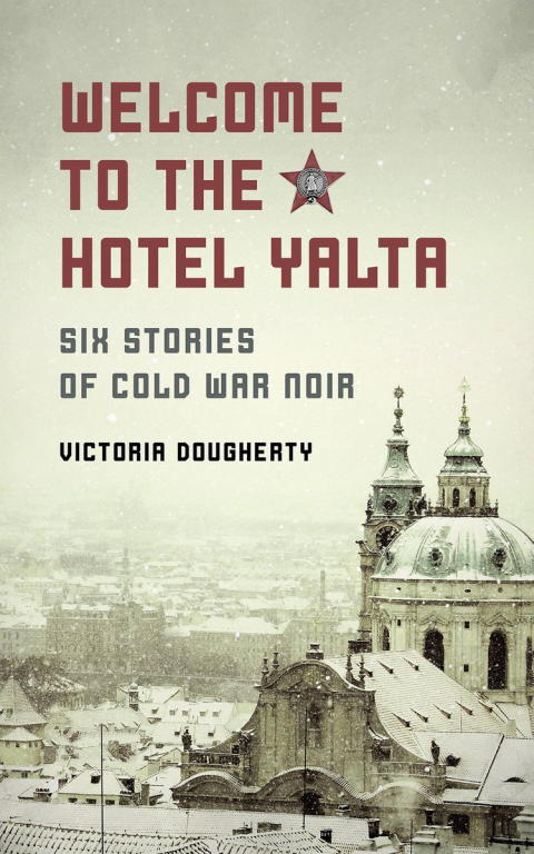 обложка книги Welcome to the Hotel Yalta