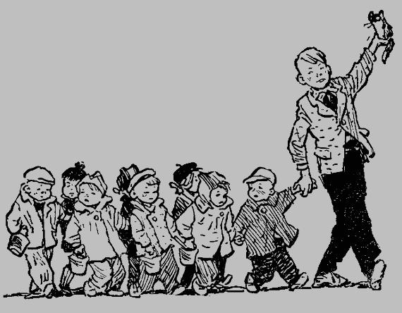 Изображение к книге Мюнхаузен