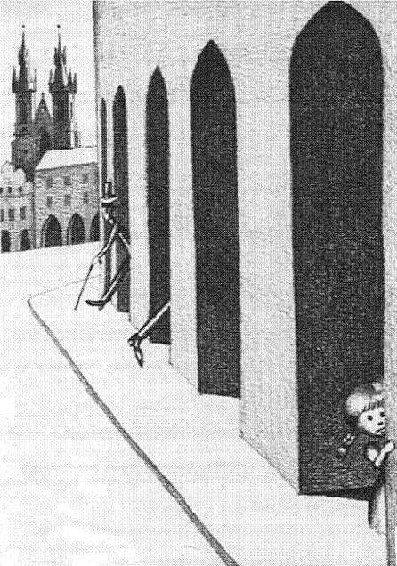 Изображение к книге Анечка-Невеличка и Соломенный Губерт