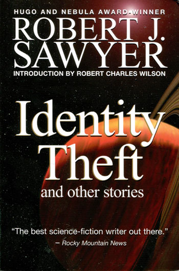 обложка книги Identity Theft and other stories (collection)