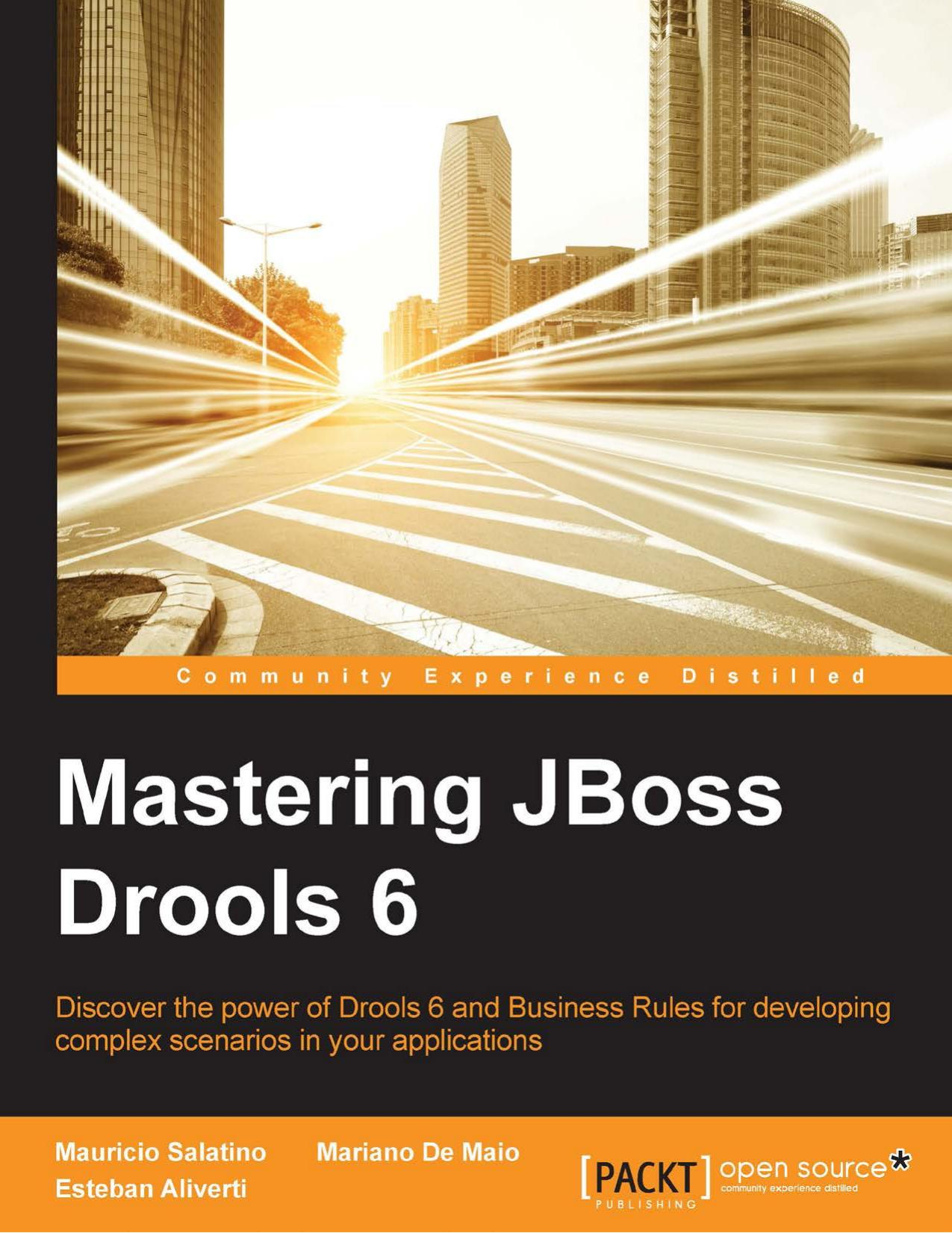 обложка книги mastering-jboss-drools-6-for-developers-mauricio-salatino