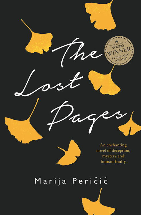 обложка книги The Lost Pages