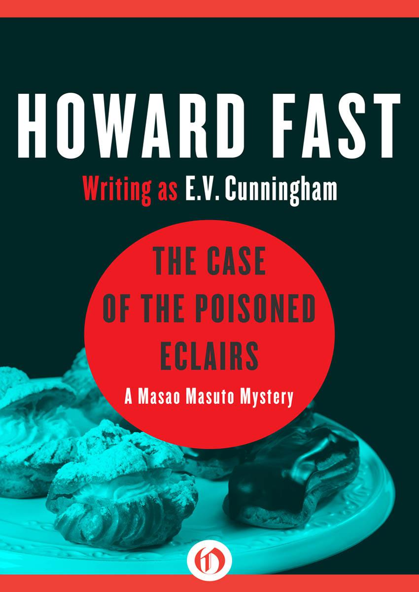 обложка книги The Case of the Poisoned Eclairs