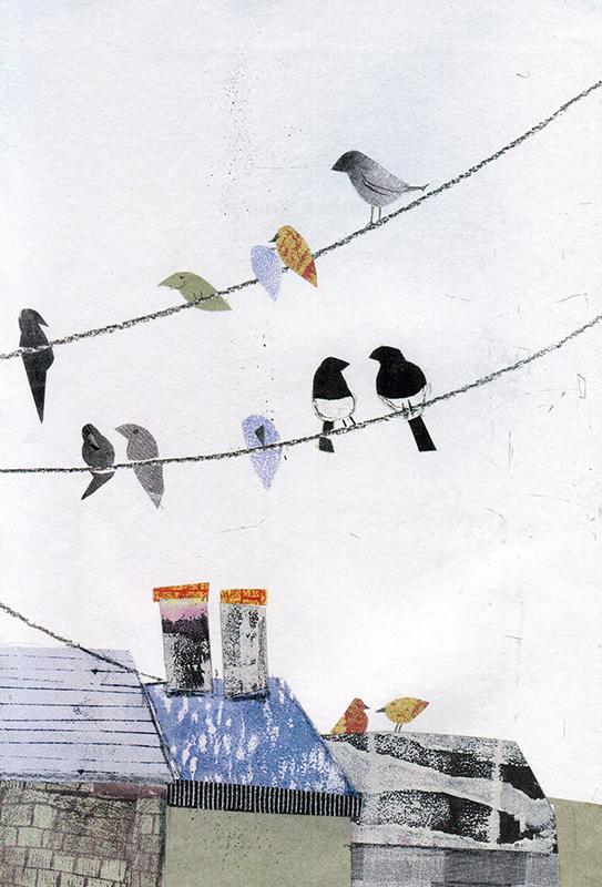 Изображение к книге Мой папа - птиц