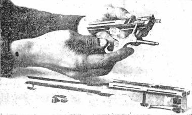 Изображение к книге Автоматический пистолет Маузер образца 1908 года калибр 7,68 и 9 мм