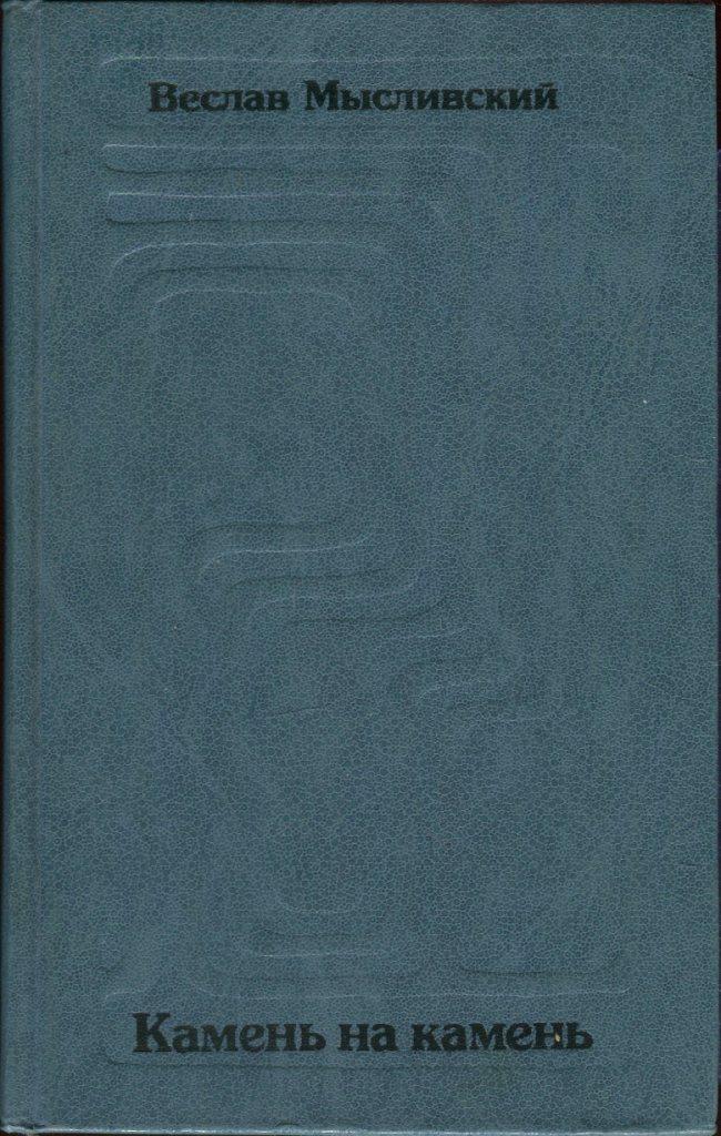 обложка книги Камень бери камень