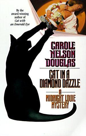 обложка книги Midnight Louie 05-Cat in a Diamond Dazzle