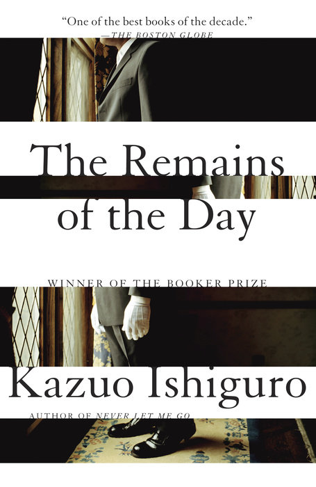 обложка книги The Remains of the Day