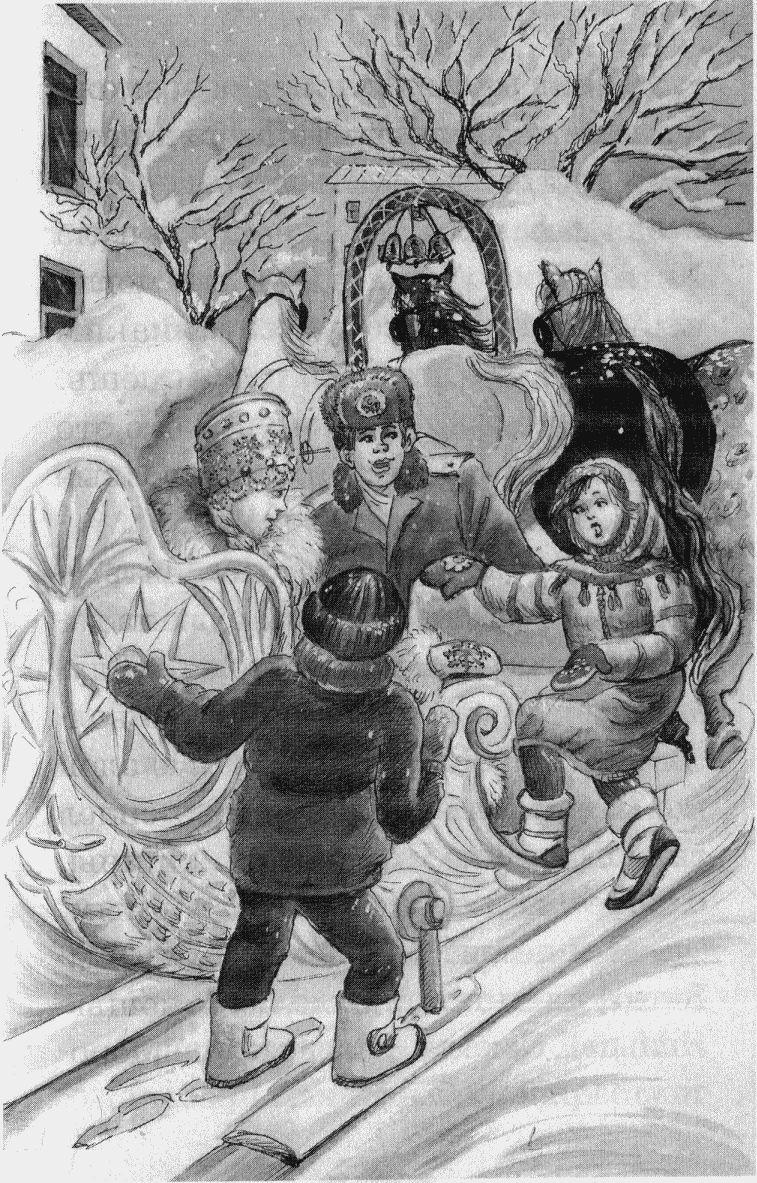 Изображение к книге Юбилей Деда Мороза