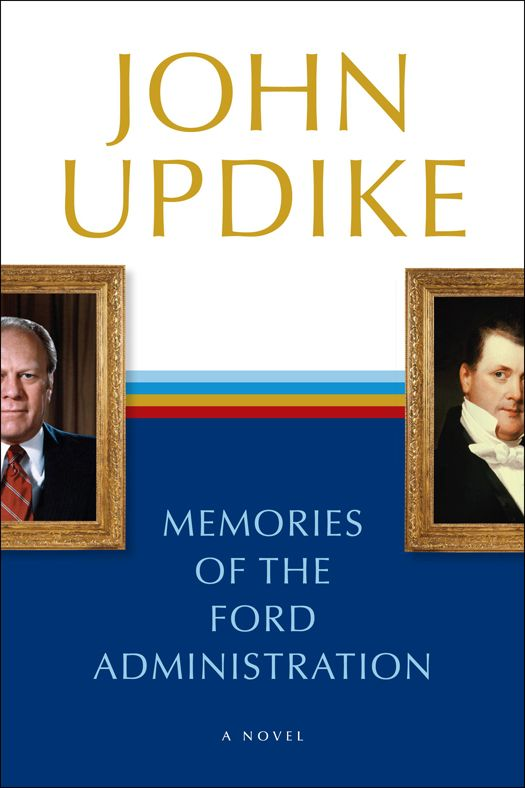 обложка книги Memories of the Ford Administration