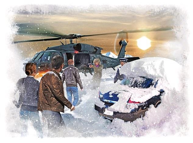 Изображение к книге Jack Reacher and the Christmas Scorpion